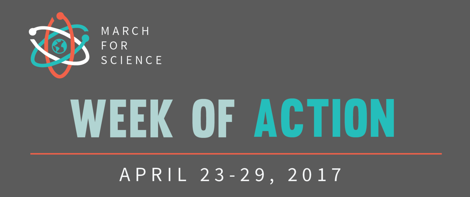 Announcing the March for Science: Week of Action